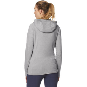 Craghoppers NosiLife Sydney Hooded Top Women Soft Grey Marl